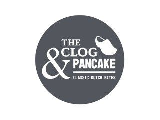 The Clog & Pancake logo