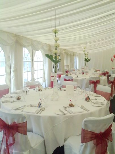 Centrepieces and Chaircovers