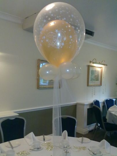 Balloons Decor