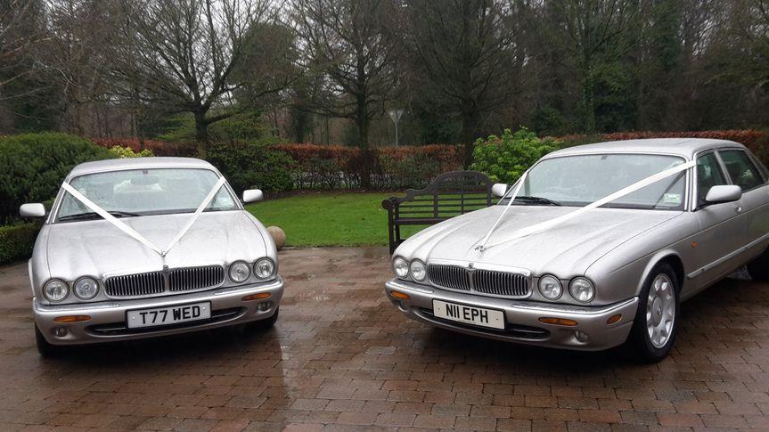 Long Wheel Based Jaguars