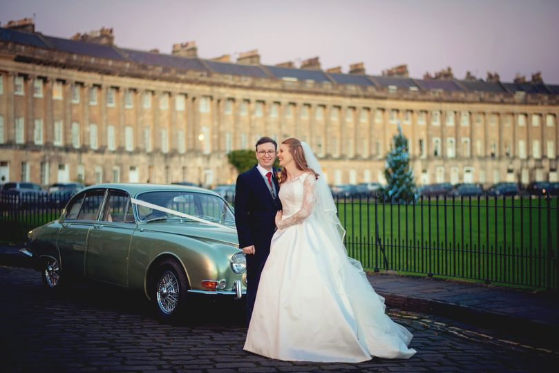 S type in the Royal Crescent