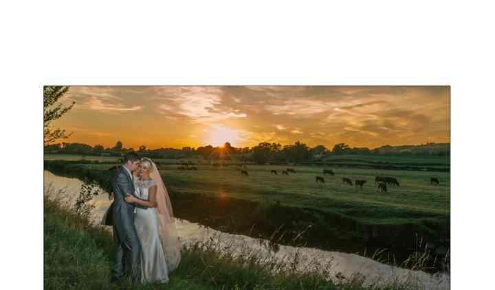 Sunset Wedding Templepatrick