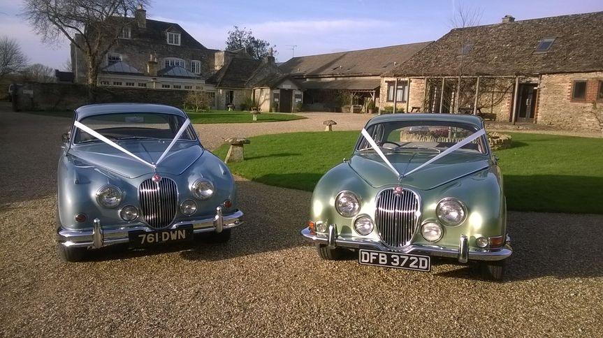 Both Jaguars