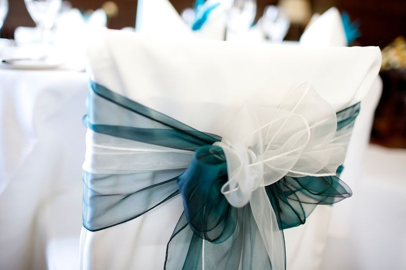 Chair Cover Hire available
