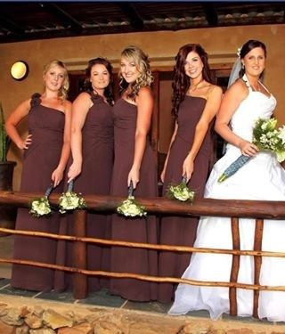 Larger bridal parties