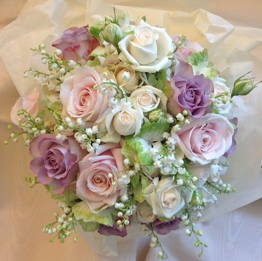 Loseley Wedding Flowers From The Gorgeous Flower Company