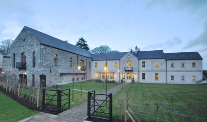 The Carriage Rooms at Montalto 1