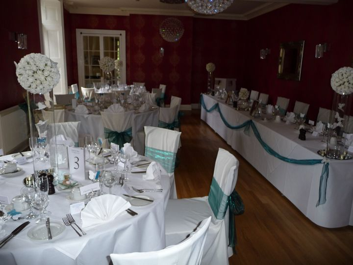 Wedding Decorations For Hire Leicestershire From Foxtail Lily