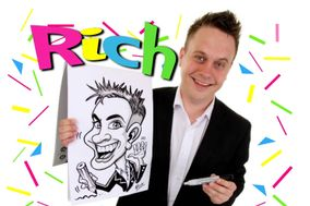 Caricaturist - Rich Russell Caricatures