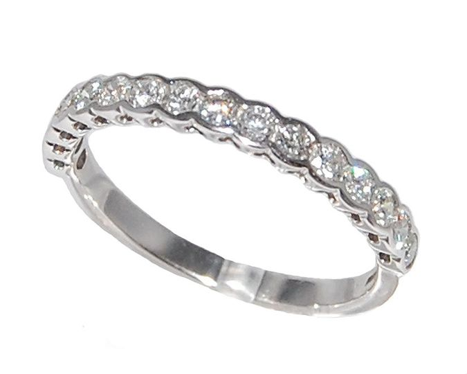 18ct Diamond Wedding & Eternity Rings