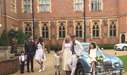 Morse Wedding Car Hire 1