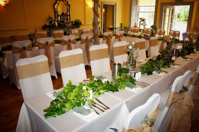 All floristry and table flower