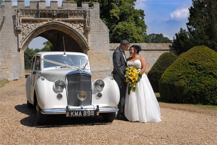 Wedding Car Hire Derbyshire