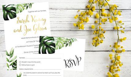 Francesca Norton Wedding Stationery
