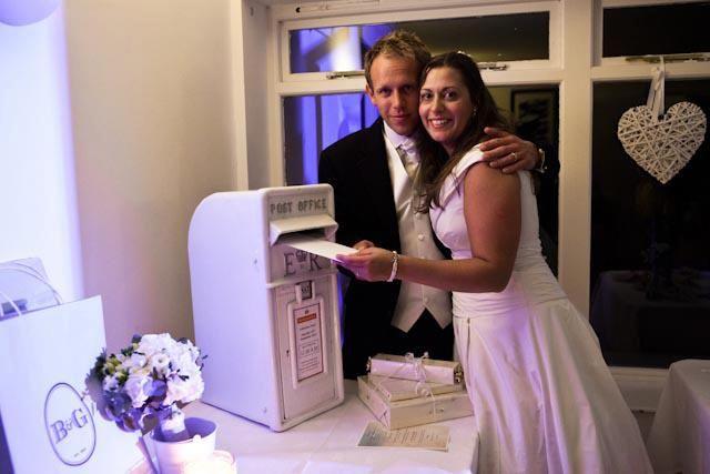 The Wedding Post Box Company Cornwall