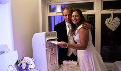 The Wedding Post Box Company Cornwall 1