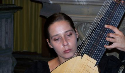 Kate Milek - Lute Player