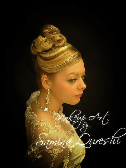 Sophisticated Hair & Makeup