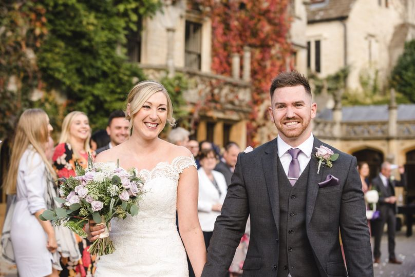 J&D's Autumn wedding