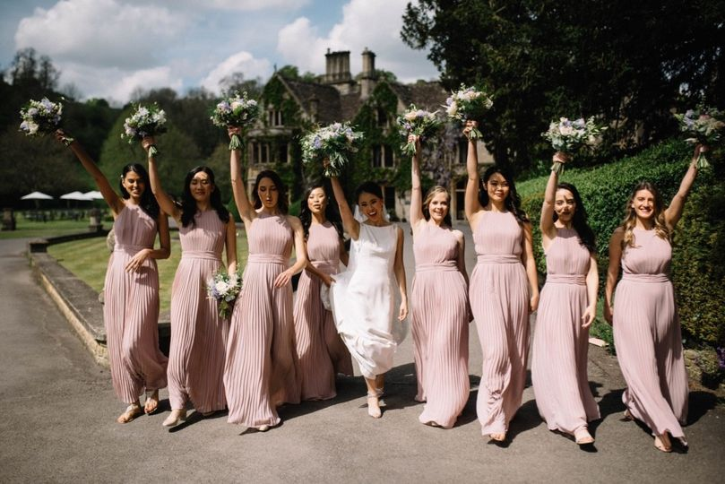 C&J Bridesmaids