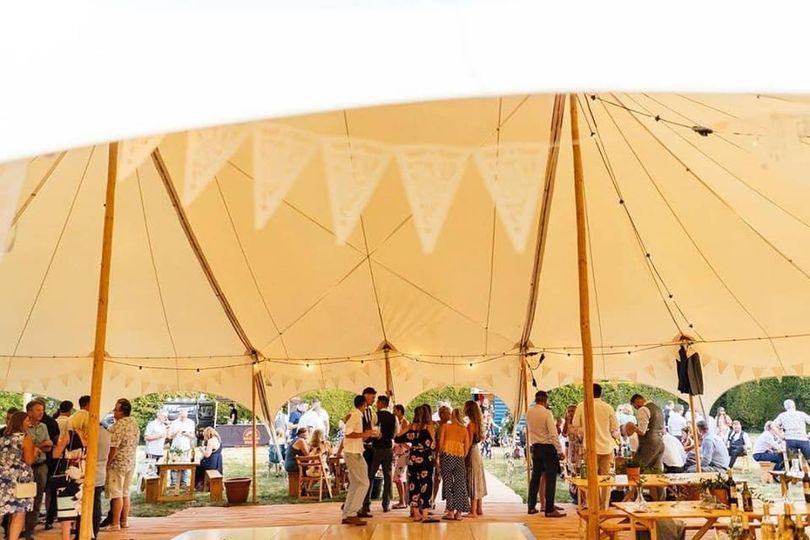 Funky Monkey Tents