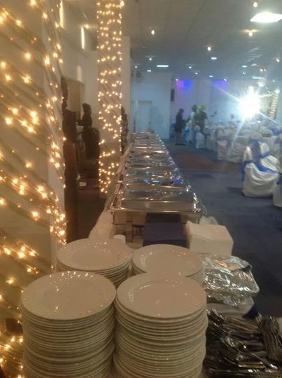 Plates for hire
