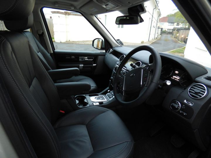 Land Rover Discovery 4 HSE Lux