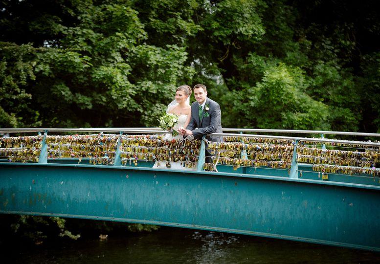 Martyn and Rebecca