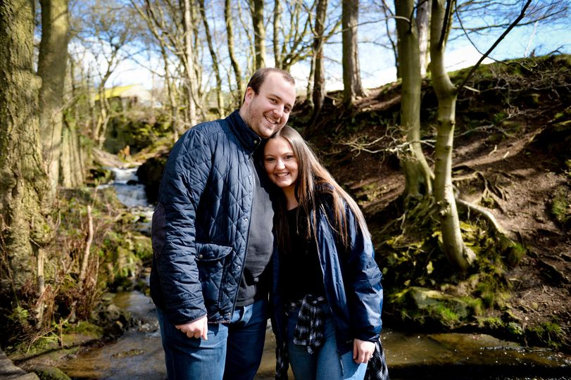 Alison and Dan - Pre Wedding