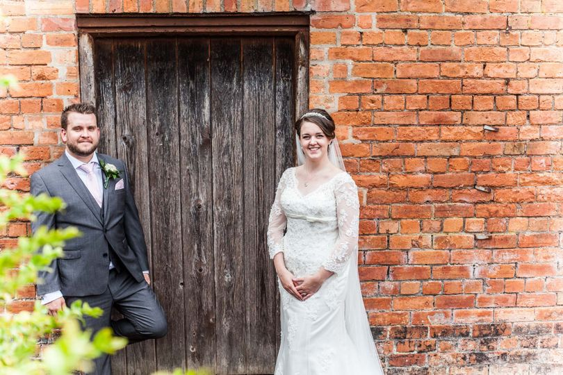 Andy & Becky - Rowton Hall