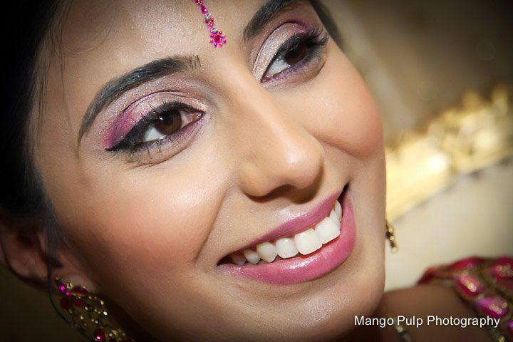 Asian engagement makeup