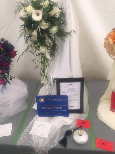 Award Winning Bouquet