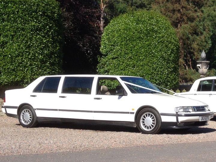 Saab Limousine