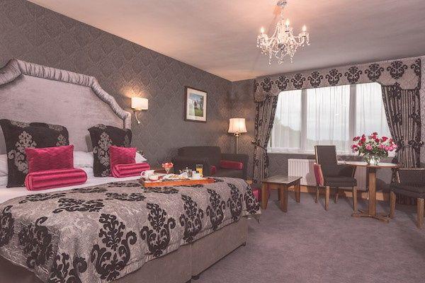 Corick House Deluxe Room