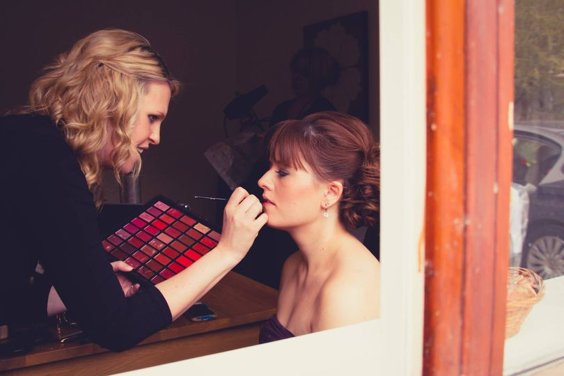 Bridal Make Up by Helena Bailey