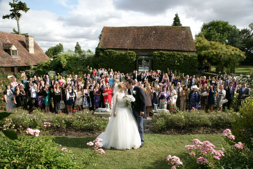 Stratford Upon Avon wedding