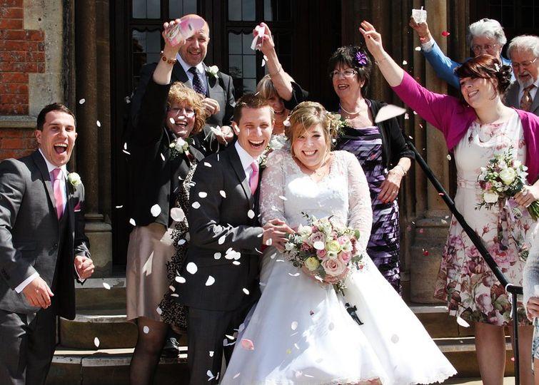 RSC wedding, Warwickshire