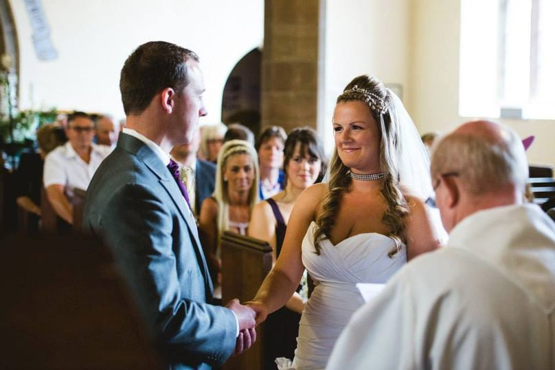 Elle and Martin's wedding