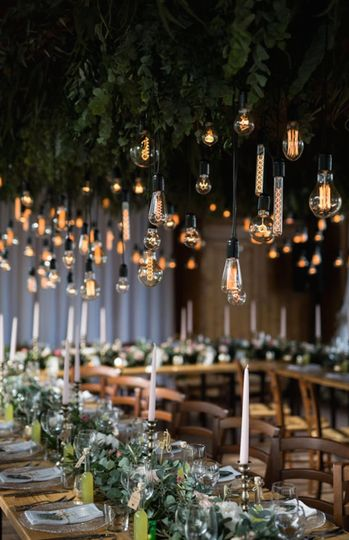 Romantic lighting