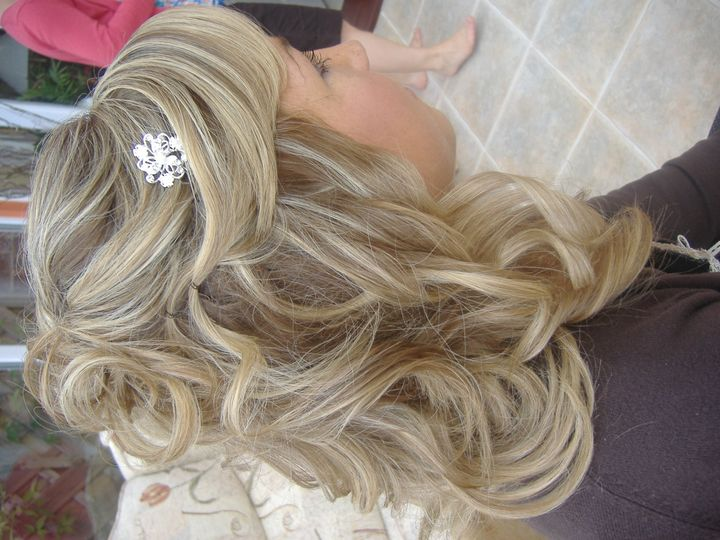 Wedding Hairstylist Newcastle Upon Tyne