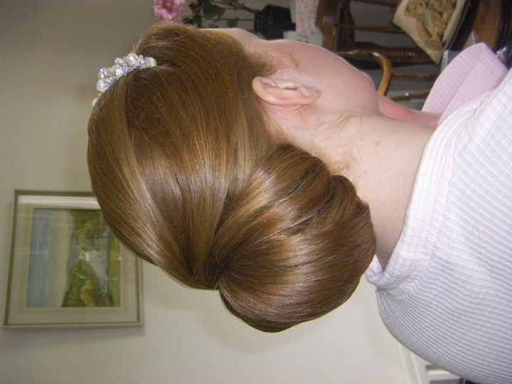 Wedding Hairstylist Northumberland