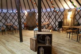 The Salix Yurts