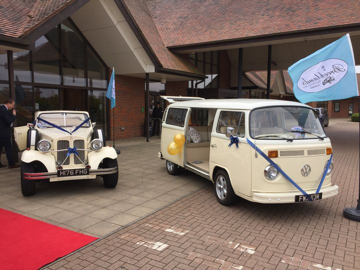 Brooklands Wedding Cars Sussex