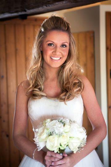 Radiant Bride!