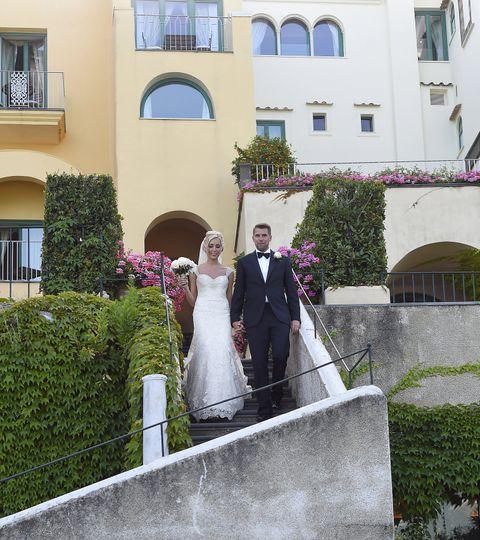 Chris & Victoria, Italy