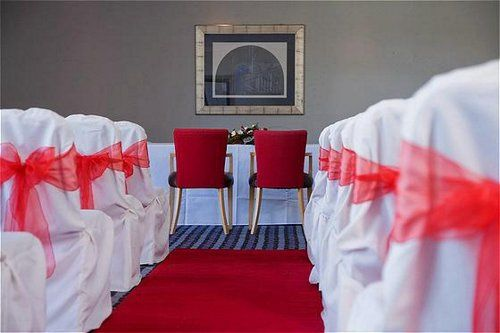 Ceremony Room - Sequoia Suite