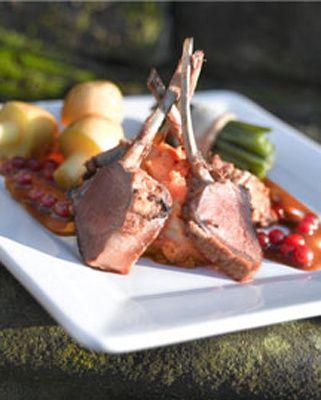 Signature Dish - Cotswold Lamb