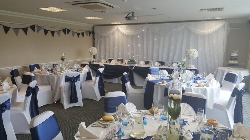 Wedding Breakfast - Chatsworth