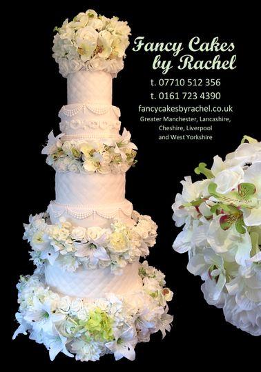 Fancy cakes by rachel junglespirit Choice Image