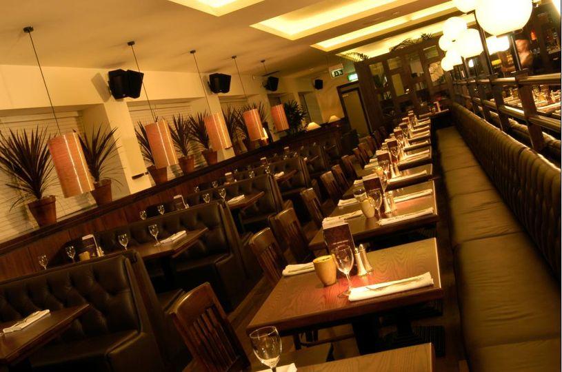 Our Main Restaurant